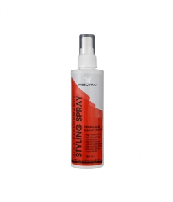 REVITA HAIR STYLING SPRAY - ŞEKİLLENDİRİCİ SAÇ SPREYİ 150ml.